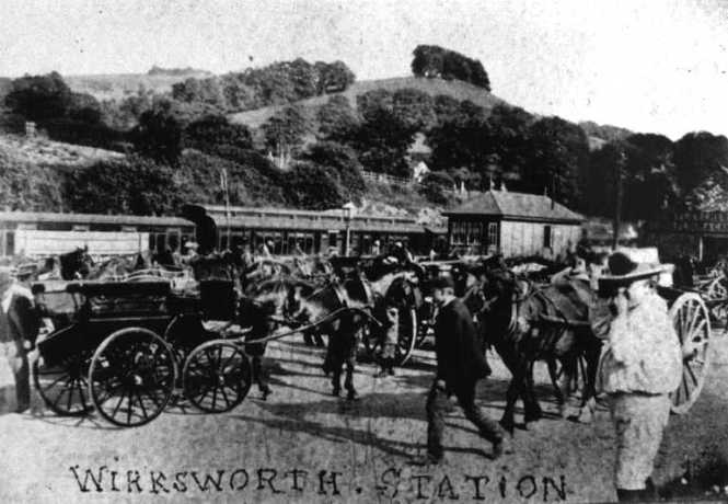 Wirksworth Station