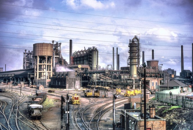 corby-steelworks